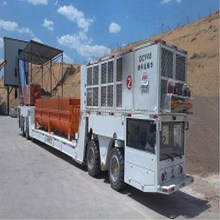China MSV multi service vehicle for tunnel construction transport vehicle