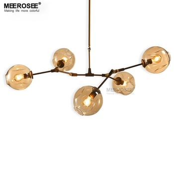Semi Flush Mount Pendant Light Kit Modern Pendant light for Kitchen over Island MD83002 L5