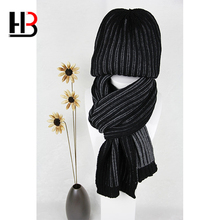 Cheap promotion 100 knitted acrylic scarf for sale