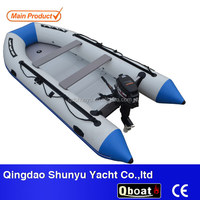 2016 best-selling CE certificate pvc inflatable boat for sale