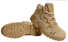2015 desert color geniune us army boots for policeman