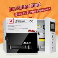 A+ KO MAG Vacuum OCA lamination machine cracked iphone lcd screen repair machine oca laminator phone repair