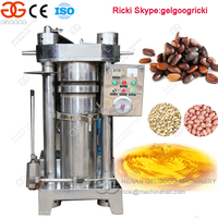 Flax seed cold oil press machine hydraulic flax seed oil press machine