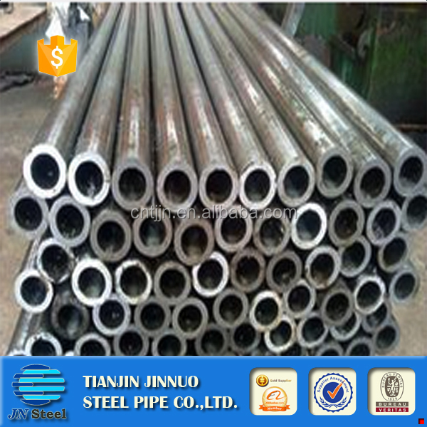 bright surface Carbon Seamless Steel Pipe by Anneal ,Solid Solution