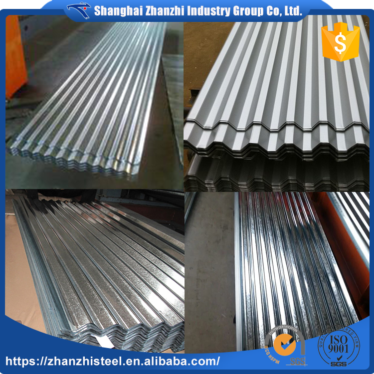 Top Quality Customized Corrugated Galvalume Roofing Sheets
