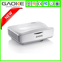 New arrive 1080p full hd short throw projector DLP education meeting proyector with high brightness