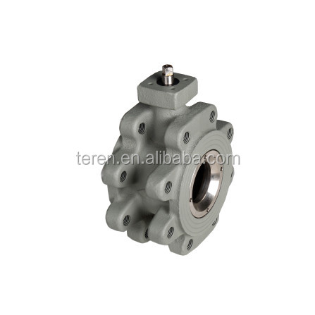 Low leakage rate electric water valve flow control ball valve