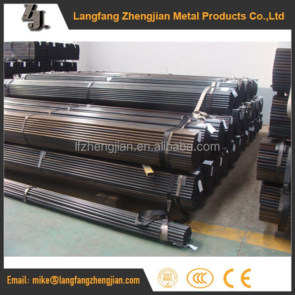 china cheap price hot sale black annealed weld steel pipe