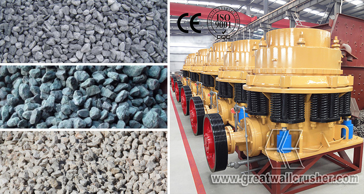 CE ISO Verified Best price spring cone crusher Top China Supplier hydraulic cone crusher