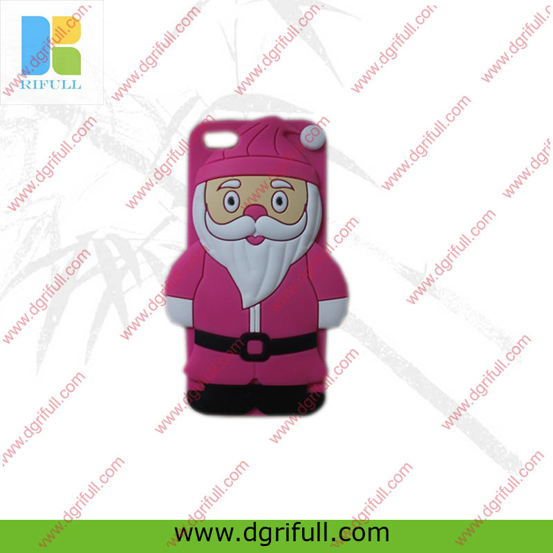 Santa Claus Cell Phone Case For Iphone 5