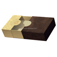 recyclable custom hair extensions paper packaging box