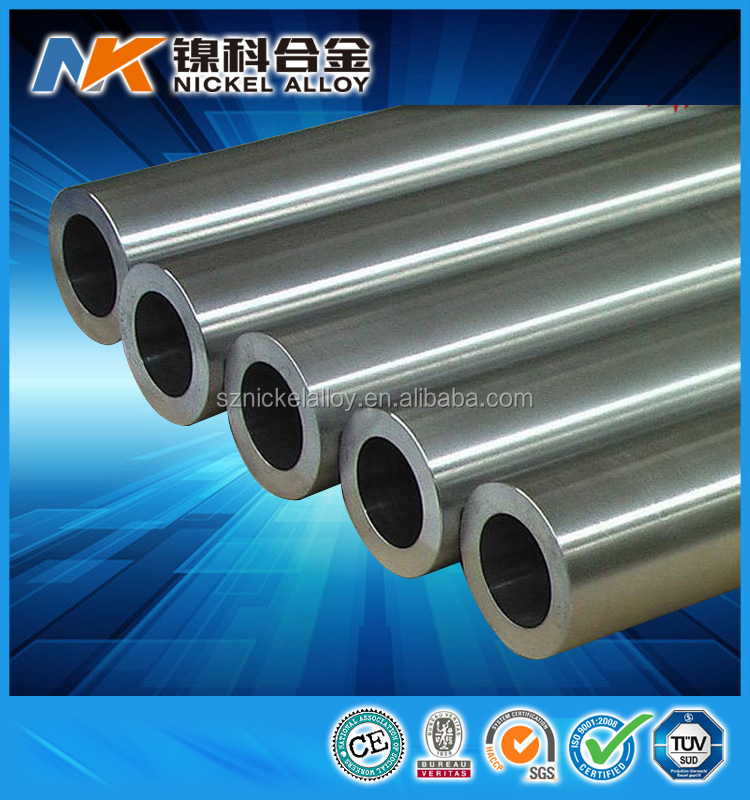 FeNi alloy invar 36 w. nr.1.3912 seamless pipe/tube