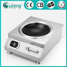 commercial induction cooker SP5A-03 ceramic Plate 5000W cooker with multifunction