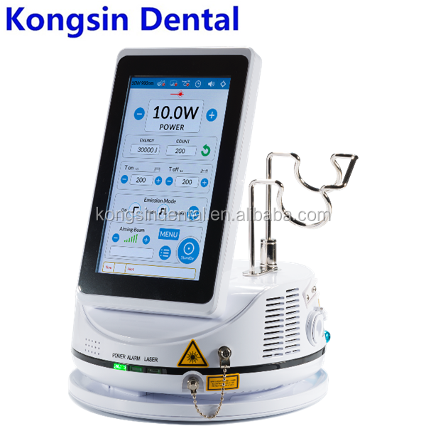 Dental soft tissue laser/ 980nm Surgical Dental Diode laser