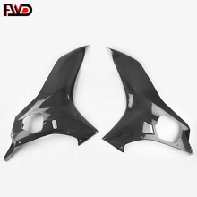 Carbon Fibre Motorcycle Parts Carbon Fiber Side Fairings for Yamaha R6 2017