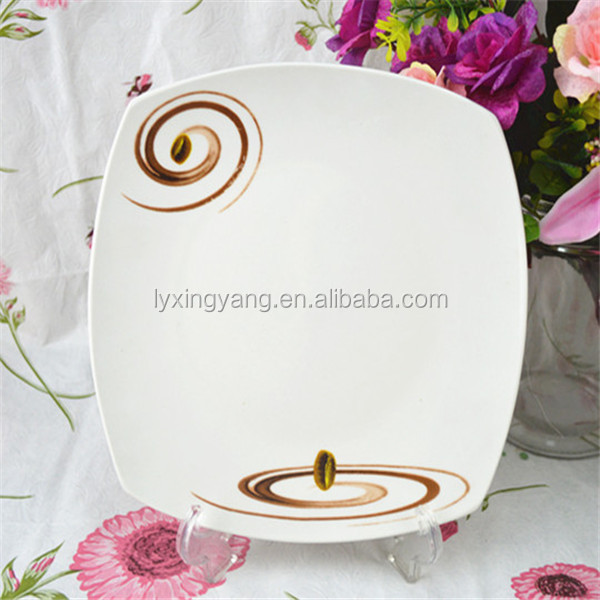 ceramic hot plate cooking,large porcelain decorative plates,whole home dishes