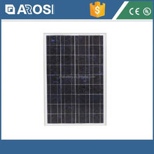 Arosi best price 260w 300w solar panel 5kw 3kw 2kw 1kw solar system solar panel