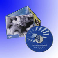 Professional CD DVD Replication Printing Service