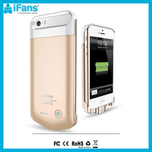 Private Mould 2200mAh For iPhone 5s Moibile Phone Power Bank Case