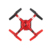 WL Toys Q222 Mini wifi transmission quadcopter with intelligent altitude