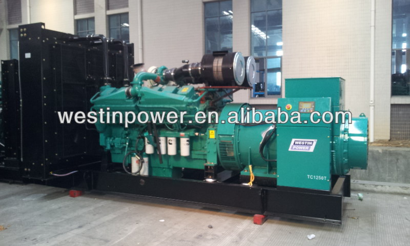 Global warranty best price best technology diesel generator myanmar market