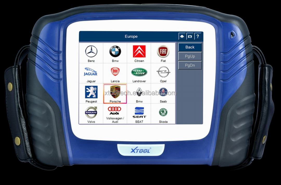 Xtool PS2 GDS Car Diagnostic Equipment with All Car Diagnostic Software