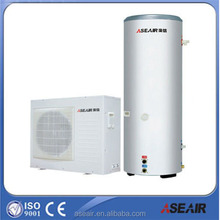 -25C Low Temperature Domestic 7KW Air Source Heat Pump Hot Water Heater