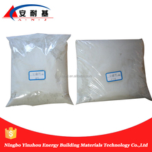 high flexible white color porcelain tile grout