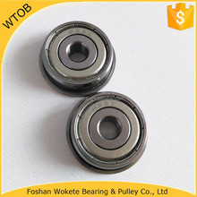 Carbon Steel Flange Bearing F636ZZ For 3 Wheel Motorcyle