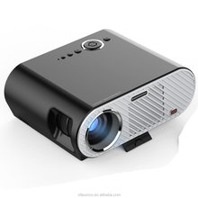 LAUMOX GP90 Pico Profile Projector 1280*800P HD 1080P LED Data Show Projector 3200 Lumens
