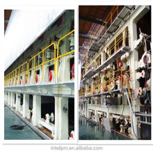 INTELL-3800/350-300TPD Second Hand High Speed and Large Capacity Multi-layers Coating/Coated White Board Paper Machine
