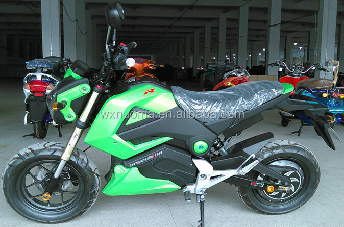 electric motorcycles for South America market
