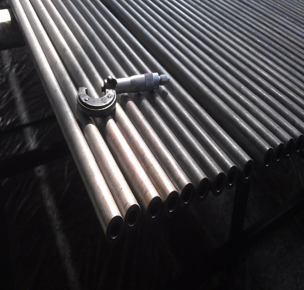ASTM A179 Seamless Cold Drawn Low Carbon Steel Heat Exchanger Tubes and Condenser Tubes