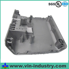 die casting aluminum frame display part case display covering for HP computer