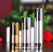 Gold BB Cream Bottle Airless Bottle