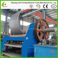 four roll plate bending machine, hydraulic 4 roller plate rolling machine