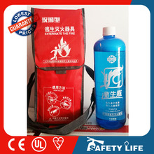 Portable high quality hand throw fire extinguisher