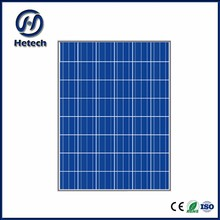 mobile solar charger 190w polycrystalline solar panel kits