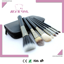 Makeup 7pcs Brush 7 Cosmetic Brush Kit with Quality Hair