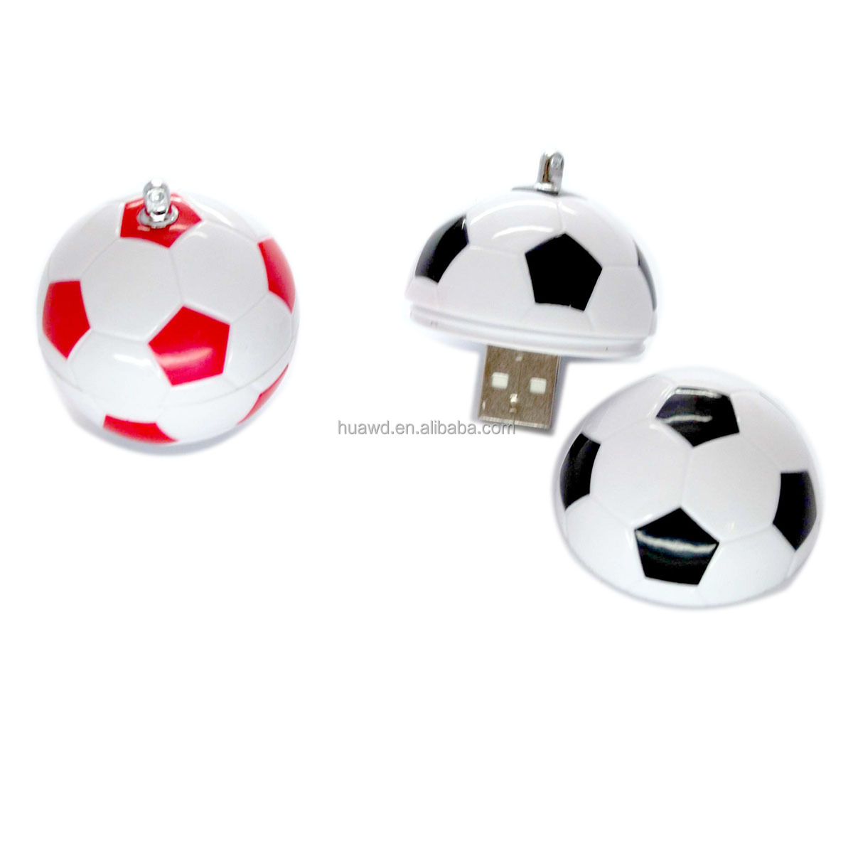 2014 New style football promtional gift usb flash drive, portable usb flash drives usb