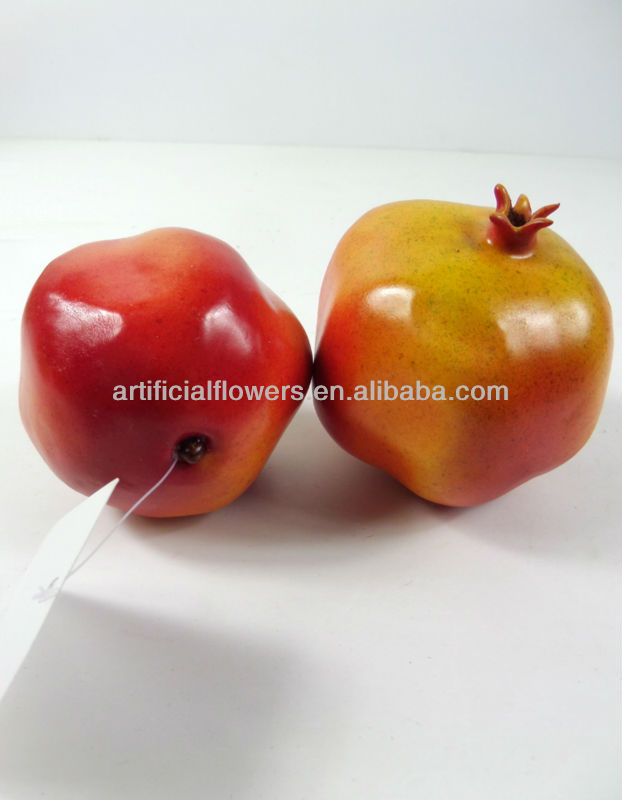 real touch decorative artificial fruit wholesale