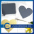 Heart Shaped Self Adhesive Scratch Off Sticker Labels For Post Card