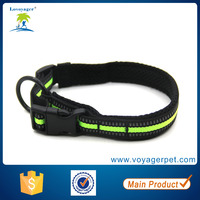 Lovoyager 2015 New Design leather dog collars and leashe... with CE certificate