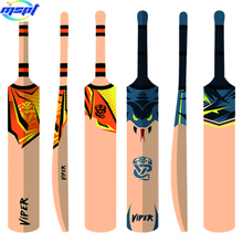 Custom digital printing fascinating look waterproof smooth finish cricket bat stickers for decoration