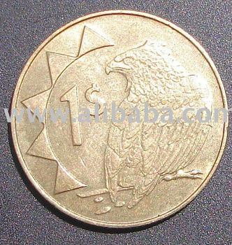 NAMIBIA 1 DOLLAR COIN