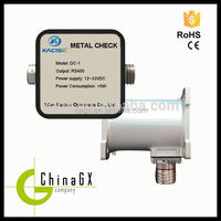 Metal magnetic chip detectors oil system