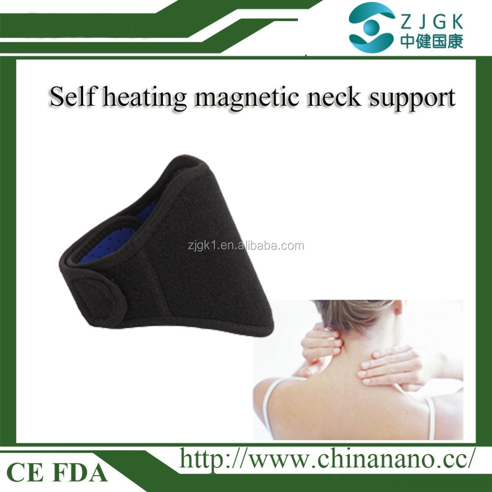 New design magnetic thermal neck guard collar FDA CE