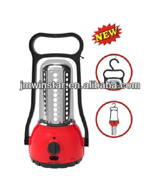 YT-6860L RECHARGEABLE LANTERN: 60 PCS LED LAMP & EMERGENCY LIGHT