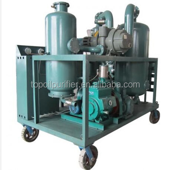 ZYD-I Series Oil Regenerated used vacuum transformer oil reclaimation system