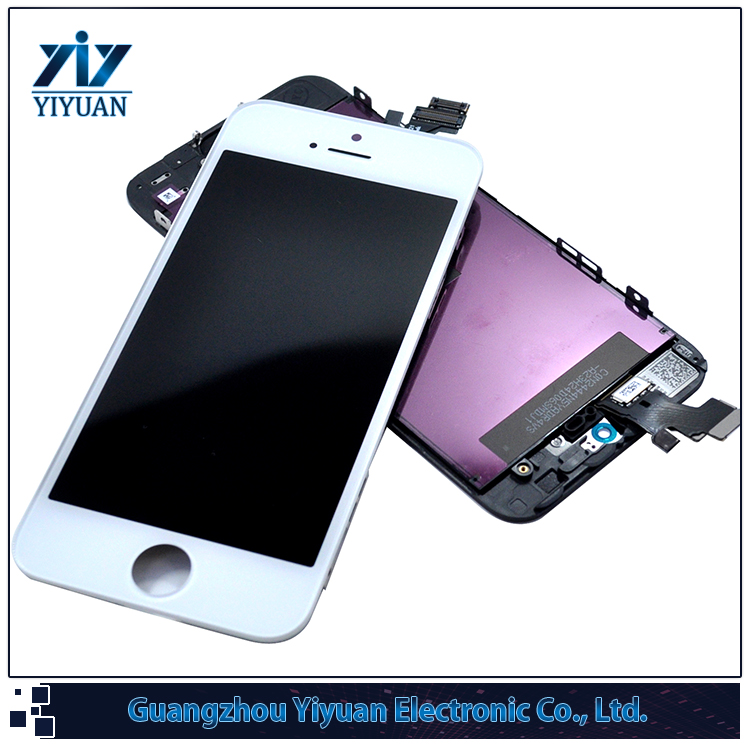 YiY Wholesale Price Original Lcd Module Lcd Digitizer Assembly For Iphone 5